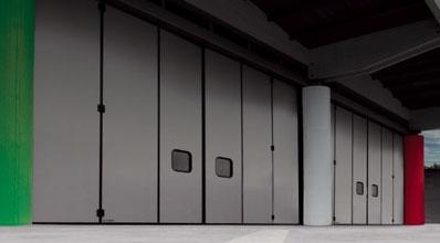 Charmant Samson Doors