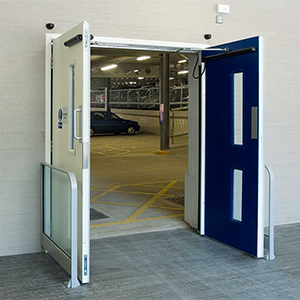 steelguard door
