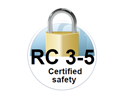 RC 3 - 5 Rating