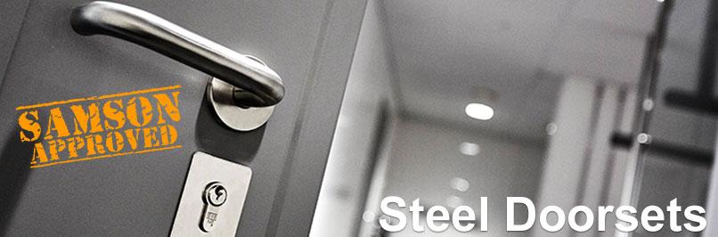 Samson Steel Doorset