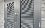 Vented Steel Doorsets