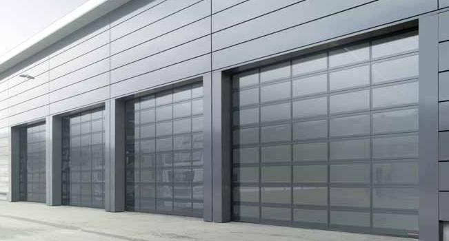 Horman Alr Vitraplan Industrial Doors From Samson Doors