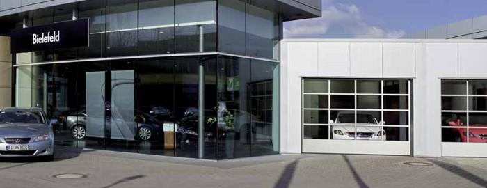 Hormann industrial sectional safety details sectional door safety - Hormann Asp40 Industrial Doors From Samson Doors Online Uk