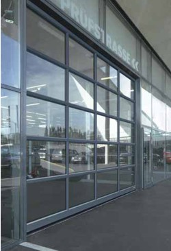 Hormann Asr40 Industrial Doors From Samson Doors Online Uk