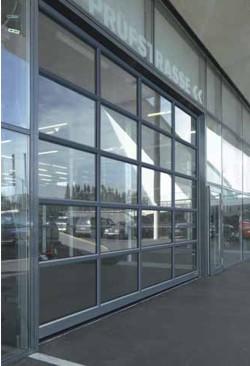 Hormann Asr40 Industrial Doors From Samson Doors Online Uk