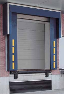 Hormann Dpu Industrial Door From Samson Doors Online Uk