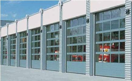 Hormann Tap40 Insulated Industrial Doors From Samson Doors