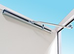 side hinged door stays hold the door leaf open at 90 degrees