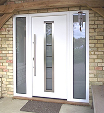 Check our Fantastic Range of Garage Entrance Doors Here