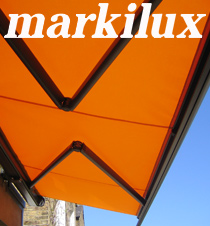 Markilux Retractable Electric Patio Awnings - Made to Measure
