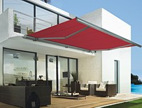 Markilux Retractable Patio Awnings For Winter & Summer Use