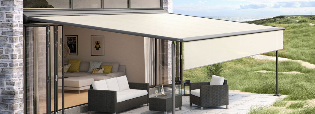 Retractable Terrace Covers