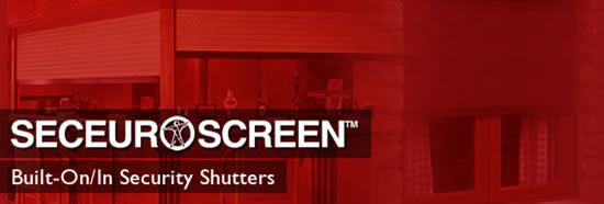 Seceuroscreen security shutters