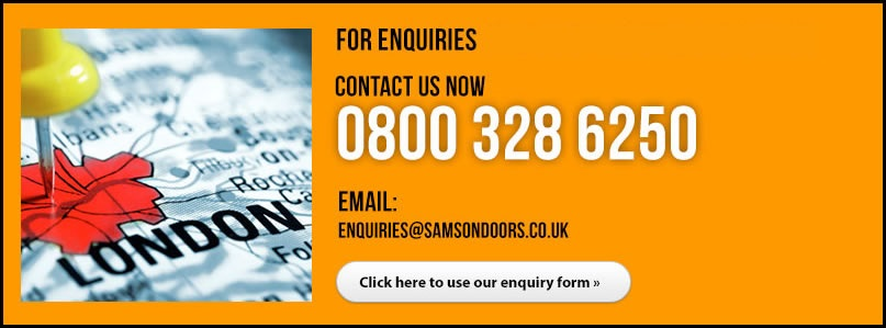 contact samson doors